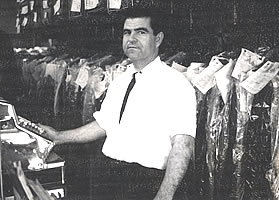 Madison Cleaners 1953