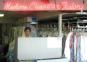 Madison Cleaners History